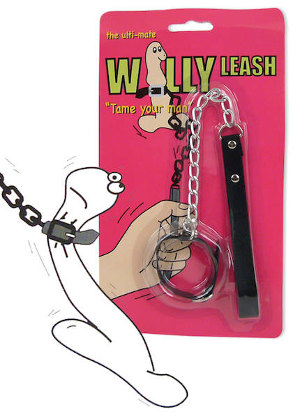 Willy Leash - Hupivälineet - 4892503081107 - 1