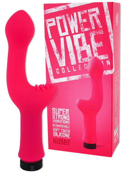 Power Vibe Nubby Vibraattori - Vibraattorit - 4024144600939 - 1